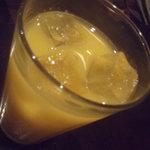 Blanc - オレンジジュース