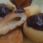 カフェ ファイミール - 料理写真:おでんモーニング コーヒーで500円税込