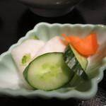多満川 - 漬物