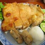 多満川 - 鶏塩焼き