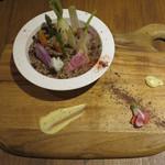 75155127 - カカオ畑 ~小さな野菜たち~