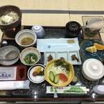 たがわ龍泉閣 - 料理写真: