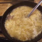 治郎丸 - 卵スープ