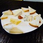 75156207 - チーズ3種盛り (1,200円)