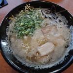 75156764 - 【ラーメン】630円 麺の硬さ:普通