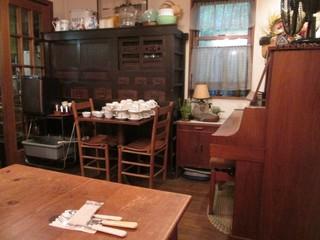森の中の朝食とカフェの店 キャボットコーヴ - 店内