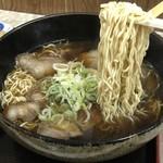 ちとせ - チャーシュー麺並税込900円
