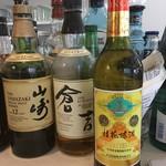 KUTSURO gu Café - こだわりのウイスキー&リキュール