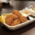 竹ちゃん - 牡蠣フライ