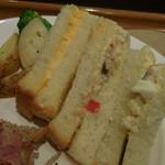サンドッグイン神戸屋 - サンドイッチ