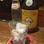 とり喜 - メロー小鶴 エクセレンス + 炭酸
