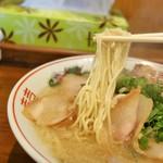 麺屋 航 - 麺リフト