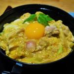 地鶏料理 味千両 - 究極の親子丼(780円)