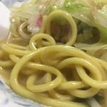 味華園 - ワシワシな麺