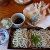 妙庵 - 料理写真:蕎麦と天ぷら♫2017/9
