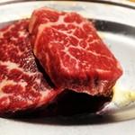 焼肉×食べ放題 豪徳寺 ひゃくてん - 厚切りガッツリカルビ