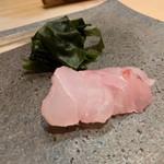 鮨みやもと - 料理写真:クロムツ