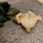 鮨みやもと - つぶ貝