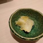 鮨みやもと - 炙りつぶ貝