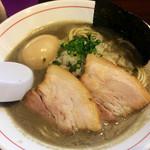零一弐三 - 濃厚煮干しラーメン