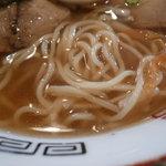 しろくま - 麺とスープ
