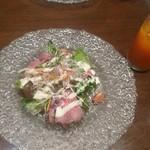 テイストシックス - 野菜サラダ