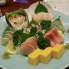 幸寿司 - 料理写真:刺身盛り合わせ