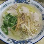 新生軒 - ・「ワンタン麺(\700)」