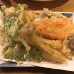 美舟 - 野菜天ぷら