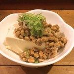 美舟 - 納豆豆腐