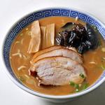 大貫本店 - 100年熟成醤油ダレの中華そば
