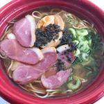 麺屋 卓朗商店 - 料理写真:トリュフと特選鴨チャーシュー醤油ラーメン