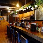 スモーク ビア ファクトリー NAMACHAん Brewing - 1階カウンター