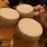 75177903 - ぎゅぎゅっと乾杯!