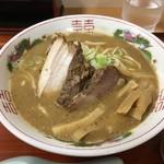長尾中華そば - こく煮干し850円
