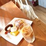 ブランカフェ - 料理写真: