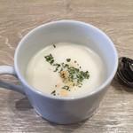 75178767 - カリフラワーのスープ^ ^