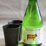 和牛オーダーバイキング Mow&Buu - 地酒「松阪牛」