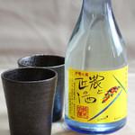 和牛オーダーバイキング Mow&Buu - 地酒「農と匠の酒」
