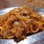 さくらい食堂 - 料理写真:ナポリうどん¥600