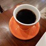 Cafe ULURU - 深煎りモカ