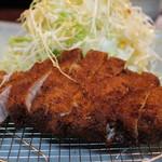 とんかつ蔵 - 料理写真:観音池ロースカツ