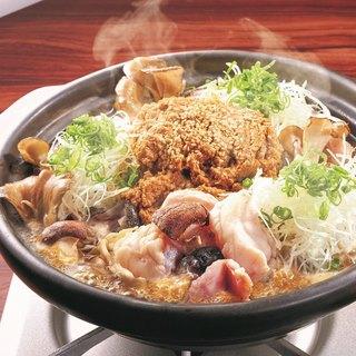 【冬季限定】「あんこう鍋」はじめました!