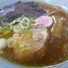 味の天龍 - 料理写真:ラーメン(350円)