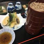 あごう - 料理写真:天ぷら割りこ
