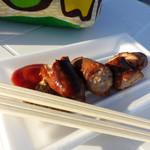 鉄燻CHOI - 茶美豚の燻製ソーセージ