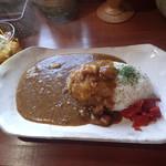 軽食喫茶 ジィジ - 料理写真:カレーライス