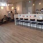 75186599 - 店内はおしゃれなカフェ~~~~です