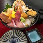 海陽亭 - 特選海鮮丼