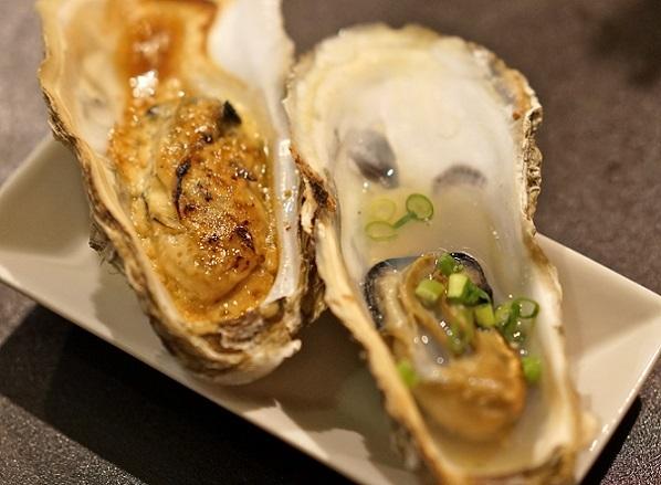 オイスター&珍味 BAR 不夜城/新宿・shinjuku/牡蠣・オイスター・oyster・bar・japanelse・sake>